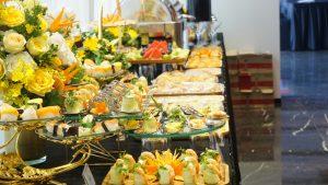 nhận đặt tiệc buffet tại nhà
